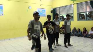 SKP Dance at SMAN 40 Jakarta (Exell Cup 2016)