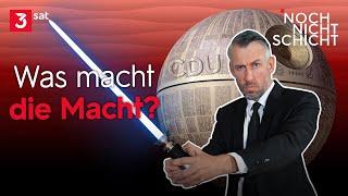 Sebastian Pufpaff – Star Wars: Die dunkle Seite im Bundestag