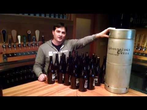 Wine: Growler vs. Bottle