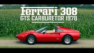 Ferrari 308 Gts Carburetor 1978 Test Drive In Top Gear V8 Engine Sound Scc Tv Youtube