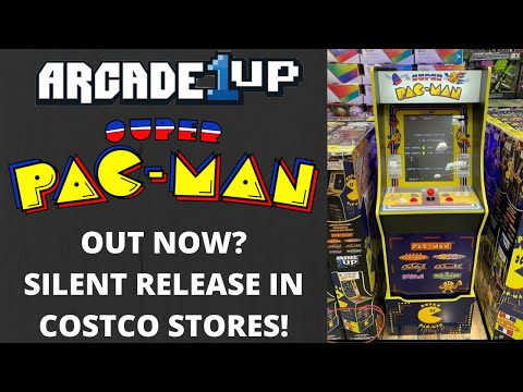 New Arcade1up - Super Pac-man cabinet!  Leaked photos!  Coming soon! from PsykoGamer