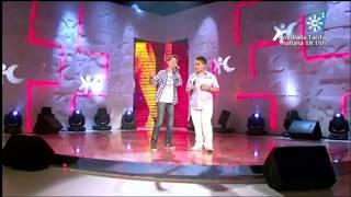 """David parejo y Ruben cantando """"NO ME DOY POR VENCIDO"""""""