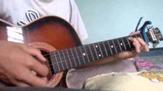 Xe đạp (M4U - Thùy Chi) - Guitar solo