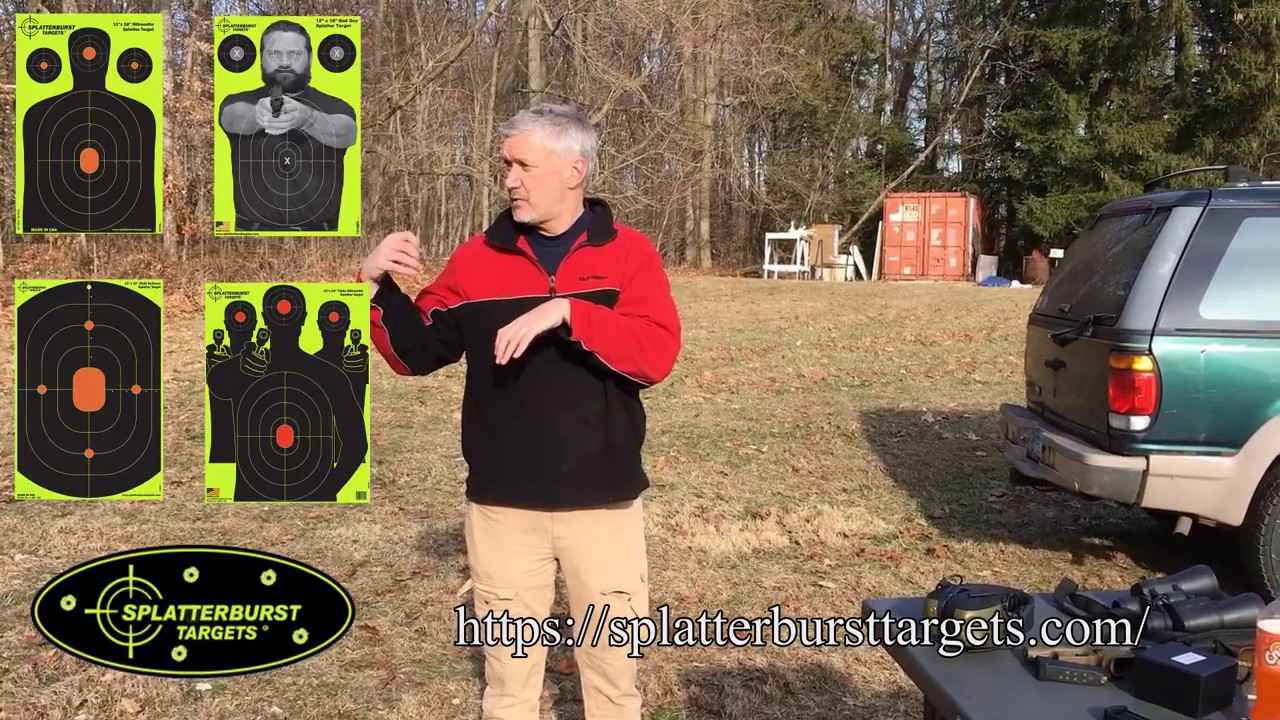 Deric's new  Walther unboxing and shooting