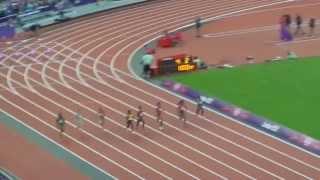 J.O de Londres 2012: athlétisme, 100 mètres féminin en direct