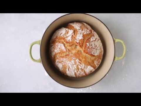 Bread Recipes No Stand Mixer - Recipes Food