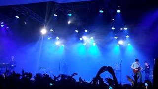A-HA crying_in_the_rain ( live Brasilia 06/10/2015 )