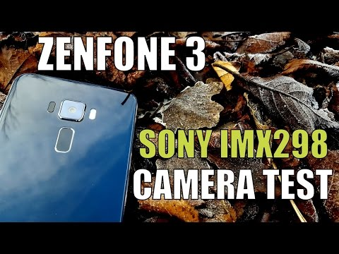 Asus ZenFone 3 Camera Test/Video/Picture samples/Back&Front(Camera review)IMX298+OIS+EIS