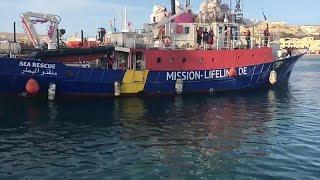 Deutsche NGO in Bedrängnis - Salvini fordert Stop der Rettungsschiffe