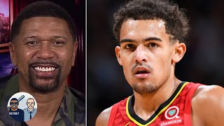 'Trae Young is a star!' - Jalen Rose reacts to the rookie dropping 48 points | Jalen & Jacoby