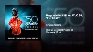 Bagatelle in A Minor WoO 59 34 Für