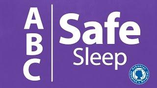 Prevent SIDS/SUIDS: ABCs of Safe Sleep