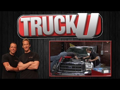 Fixing the EGR Cooling Problem | TruckU | Season 8 | Episode 13