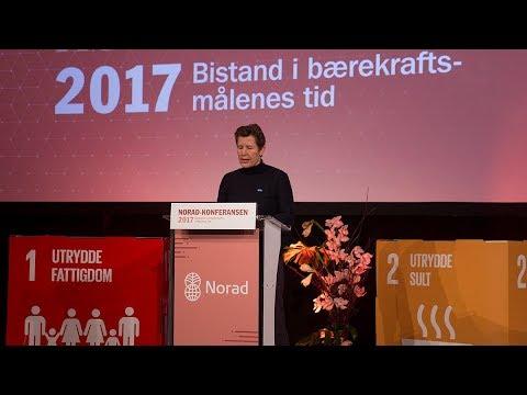 Anne-Birgitte Albrectsen, Chief Executive Officer, Plan International
