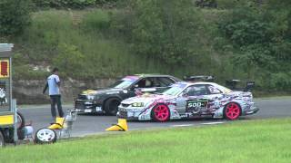 2015 Formula Drift Japan Suzuka Twin Top 16