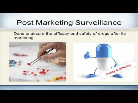 Post Marketing Surveillance (PMS)