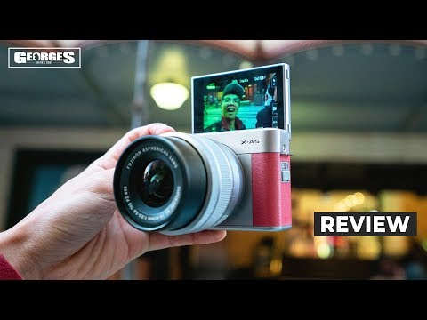 A Perfect Entry Level Camera | Fujifilm X-A5 Review by Georges Cameras