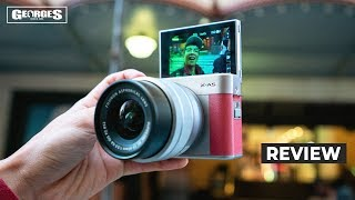 Gambar cover A Perfect Entry Level Camera | Fujifilm X-A5 Review by Georges Cameras