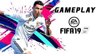 GAMEPLAY FIFA 19 - MATCH COMPLET