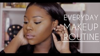 Everyday | College Makeup Routine