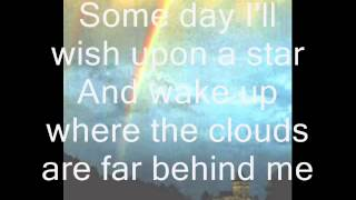 Judy Garland   Somewhere over the rainbow lyrics