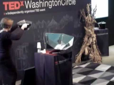 TEDxWashingtonCircle - Louise Meyer - FOOD & COMMUNICATION Recipes for Development.wmv