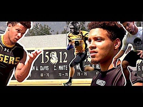 🔥🔥 3 SPORT STAR - Trevor Gill '19 | San Fernando High (CA) Football -Track - Wrestling