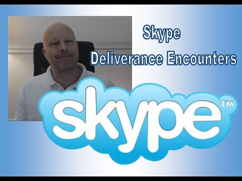 Skype Deliverance with Invicta Ministries - YouTube