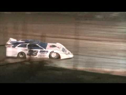 2016 07 23 Kyle Knapp Steelblock Latemodel Feature #2 Race @ Marion Center Speedway