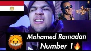 Mohamed Ramadan - NUMBER ONE (Exclusive Music Video) محمد رمضان - نمبر وان My Reaction