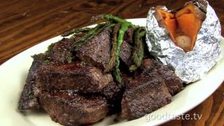 Goodtaste.tv - The Best Steak In All Of Texas At Tejas Steakhouse & Saloon!