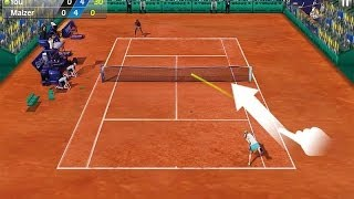 3D Tennis - Android Gameplay