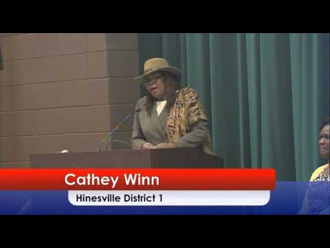 Liberty County Joint Political Forum 2015