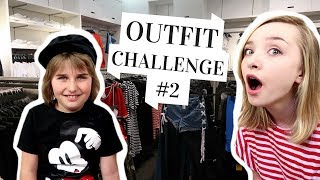 BRAT KUPUJE MI OUTFIT 2 | OUTFIT CHALLENGE