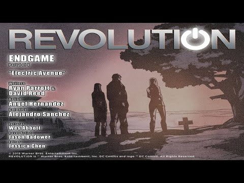 "Revolution Season 3 - Chapter One 1/4 "" Electric Avenue "" DC"