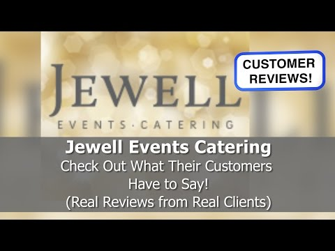 Best Catering Reviews! - Jewell Events Catering - Chicago, IL - REVIEWS