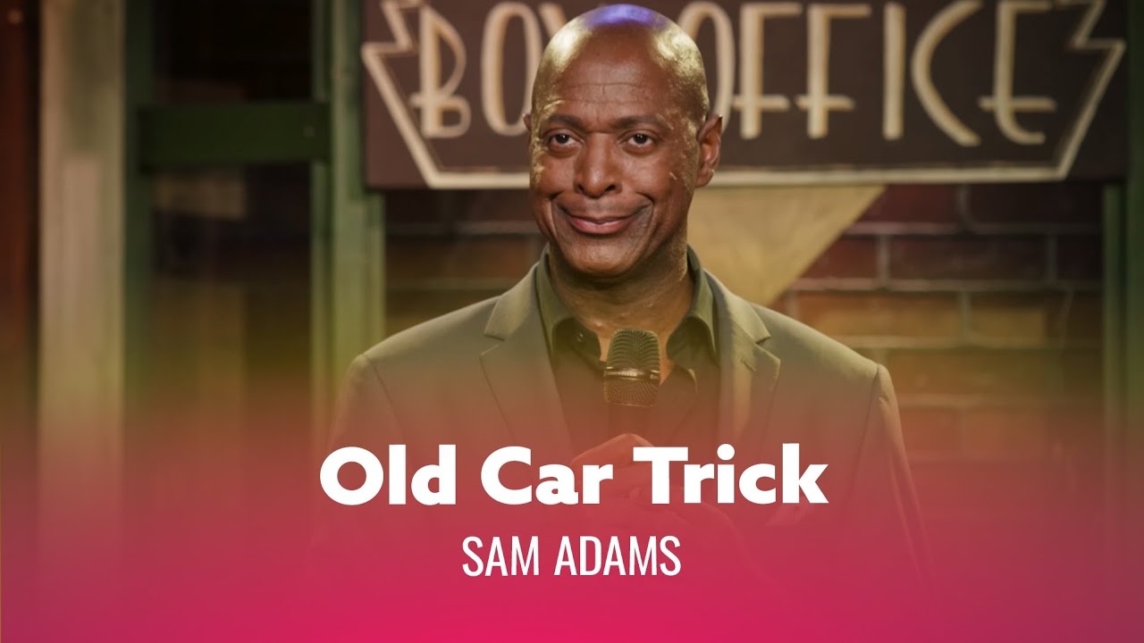 The Craziest Police Stop You've Ever Heard. Sam Adams - Full Special Dry Bar Comedy