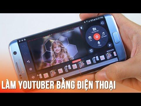 Cách làm video nhạc đăng youtube bằng điện thoại -Create pro music video by phone