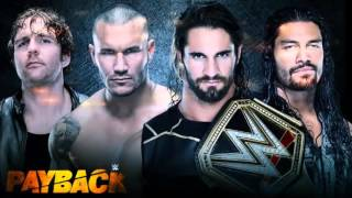 WWE Payback 2015 OFFICIAL Theme Song