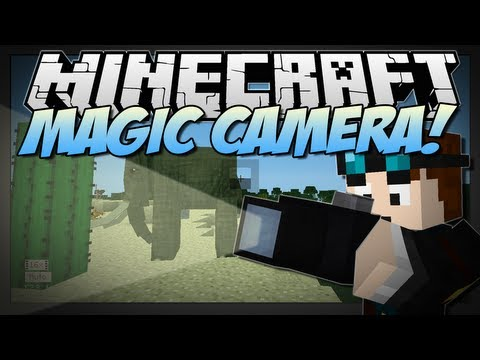 minecraft-|-magic-camera!-(freeze-time-&-take-beautiful-pictures!)-|-mod-showcase-[1.6.4]