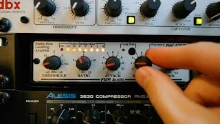 FMR RNLA 7239 Review: Drums, Bass, Guitar & Vocal