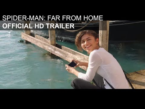 Spider-Man: Far from Home - HD Trailer