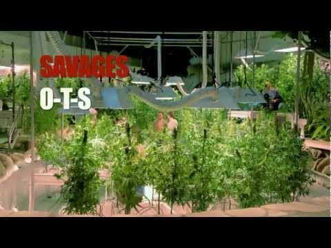 Savages - On the Set: The Grow House