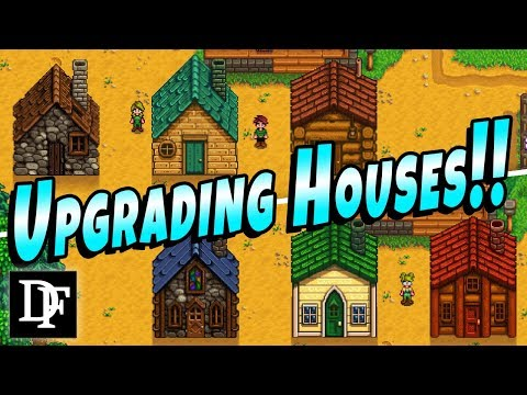 New Player House Upgrades and More Spouses! - Stardew Valley 1.3