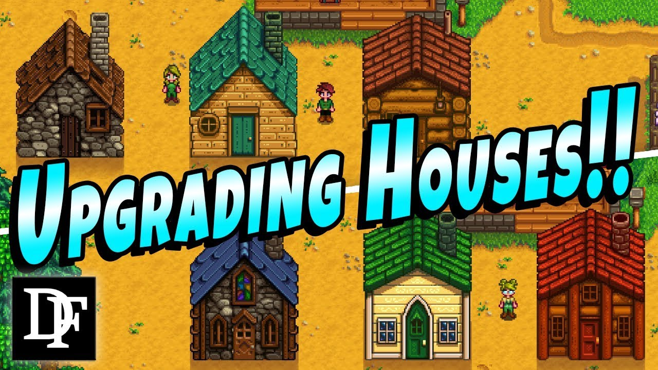 New Player House Upgrades And More Spouses Stardew Valley 1 3