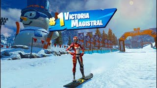 **SEASON 7** SNOWBOARD AND NEW SKINS! FORTNITE: Battle Royale