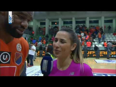 Homentmen vs Riyadi - Interview Sam Young & Walter Hodge
