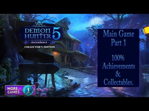 Demon Hunter 5: Ascendance Part 1 Walkthrough, 100% Achievements & Collectables. |