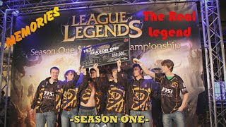 Final Memories : FNATIC vs against All authority | Fnatic vs aAa - LOL S3 World Championships