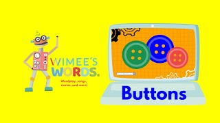 Wimee's Words - BUTTONS